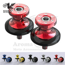 6MM 8MM CNC moto swing arm spools sliders universal motocross starting screw swingarm mouldings motorcycle accessories