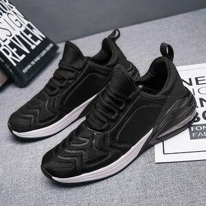 Image 4 - 2020 Hot Stijl Mode Mannen Sneakers Ademend Casual Voor Mannelijke Schoenen Brand New Running Mannen Volwassen Tenis Schoenen Zapatillas hombre