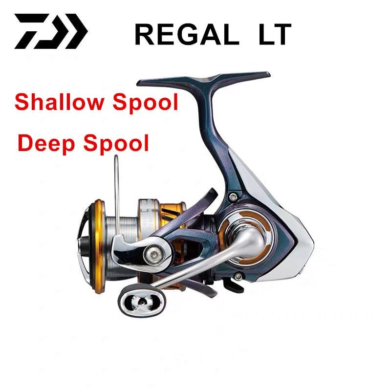 2019 NEW DAIWA REGAL LT Shallow Spool  1