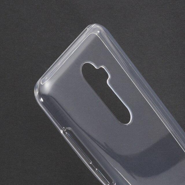 Oukitel U25 Pro housse de protection arrière souple en Silicone Transparent housse de protection pour Oukitel U25 Pro étui pour Smartphone Funda
