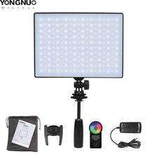 YONGNUO YN300 Air II YN300air II YN 300 aire Pro 3200k 5500k RGB LED cámara de vídeo: Luz de vídeo para Canon Nikon