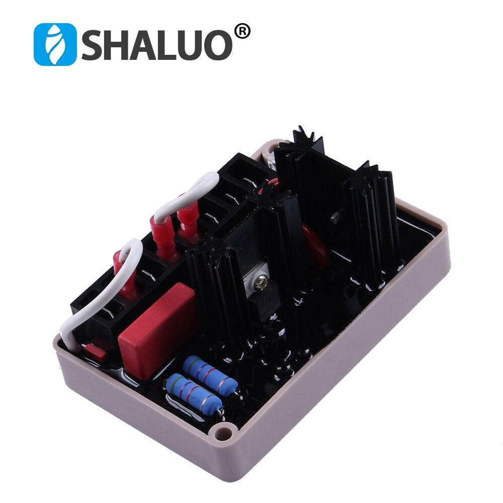 Стандартный генератор мощности AVR SE350 Регулируемый стабилизатор напряжения двигателя генератора аксессуары протектор регулятора