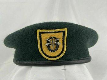 Armia usa 1 Siły specjalne grupa zielony beret siły specjalne odznaka czapka wojskowa armyshop2008 tanie i dobre opinie BONJEAN