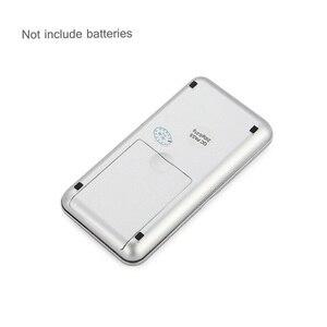 Image 3 - LED Digital Pocket Waagen 100g 200g 500g 0,01/0,1g küche Skala Precision Gramm Gewicht Elektronische balance Labor Skala
