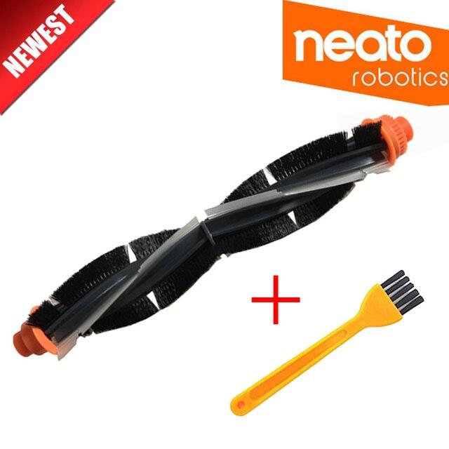 3セットブラシ+ 1ピースプラスチックバンプストリップアイロボットルンバ800 900シリーズ870 880 980掃除機ロボットパーツnoフィルターhepa