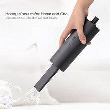 Kablosuz el araba elektrikli süpürge Mini taşınabilir akülü elektrikli süpürge çift kullanımlı USB şarj edilebilir Aspirateur araba ev 45