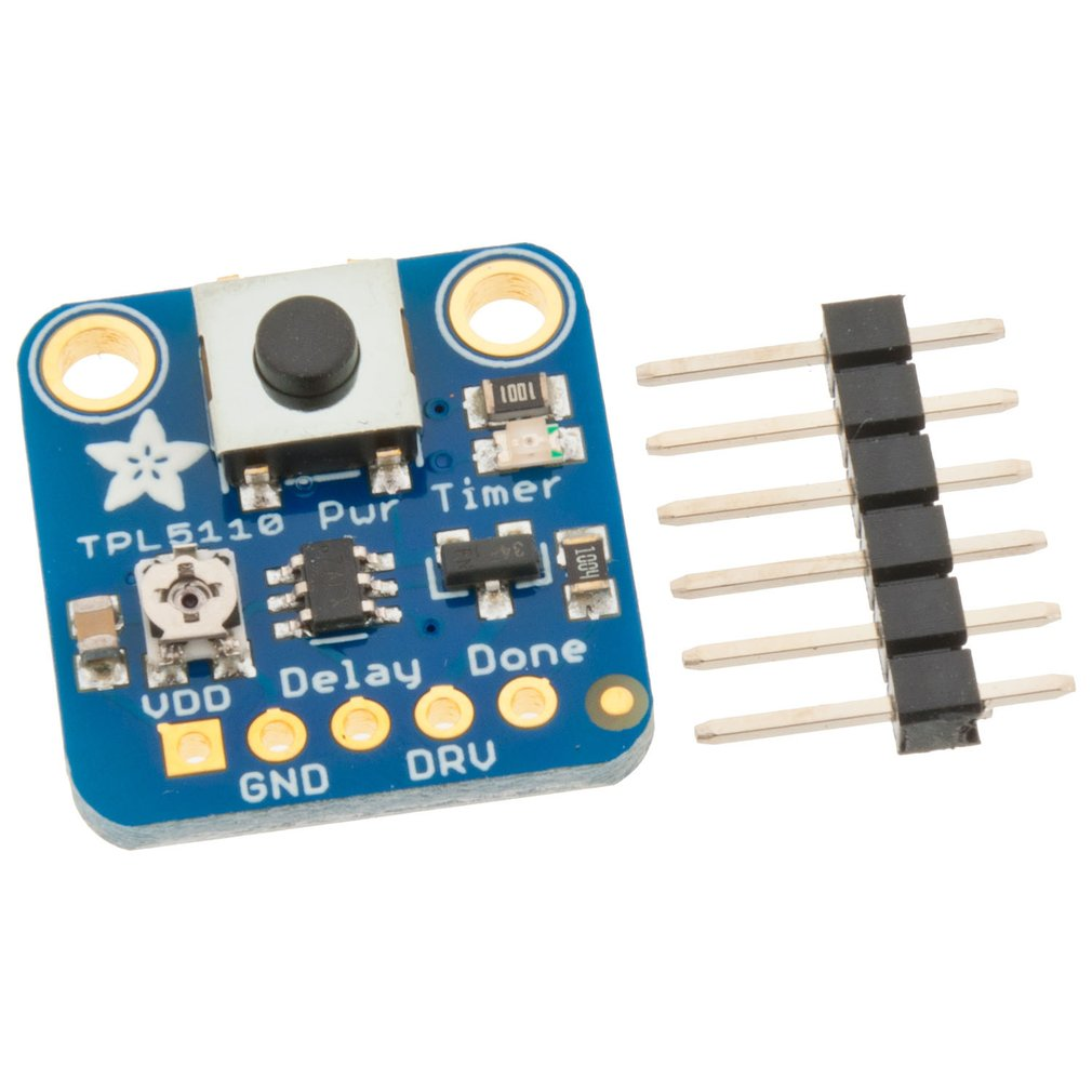 TPL5110 Low Power Timer Breakout Module Development Tools Durable Compactly Designed Evaluate Development Board