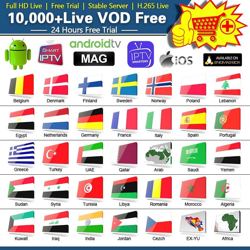IPTV France Arabic Belgium NETV Datoo IPTV Subsription For Android M3u Netherlands IPTV Spain Dutch Sweden French IP TV Portugal