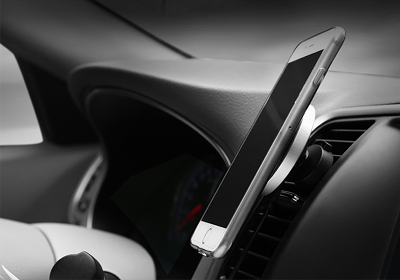 360 Degree Rotation Car Phone Wireless Charger For Samsung S8 S8 Plus S7 Edge Dashboard Wireless Charger Stands Air Vent Holder (5)