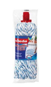 Vileda-fregona microfibras y algodón-[Paquete de 3]