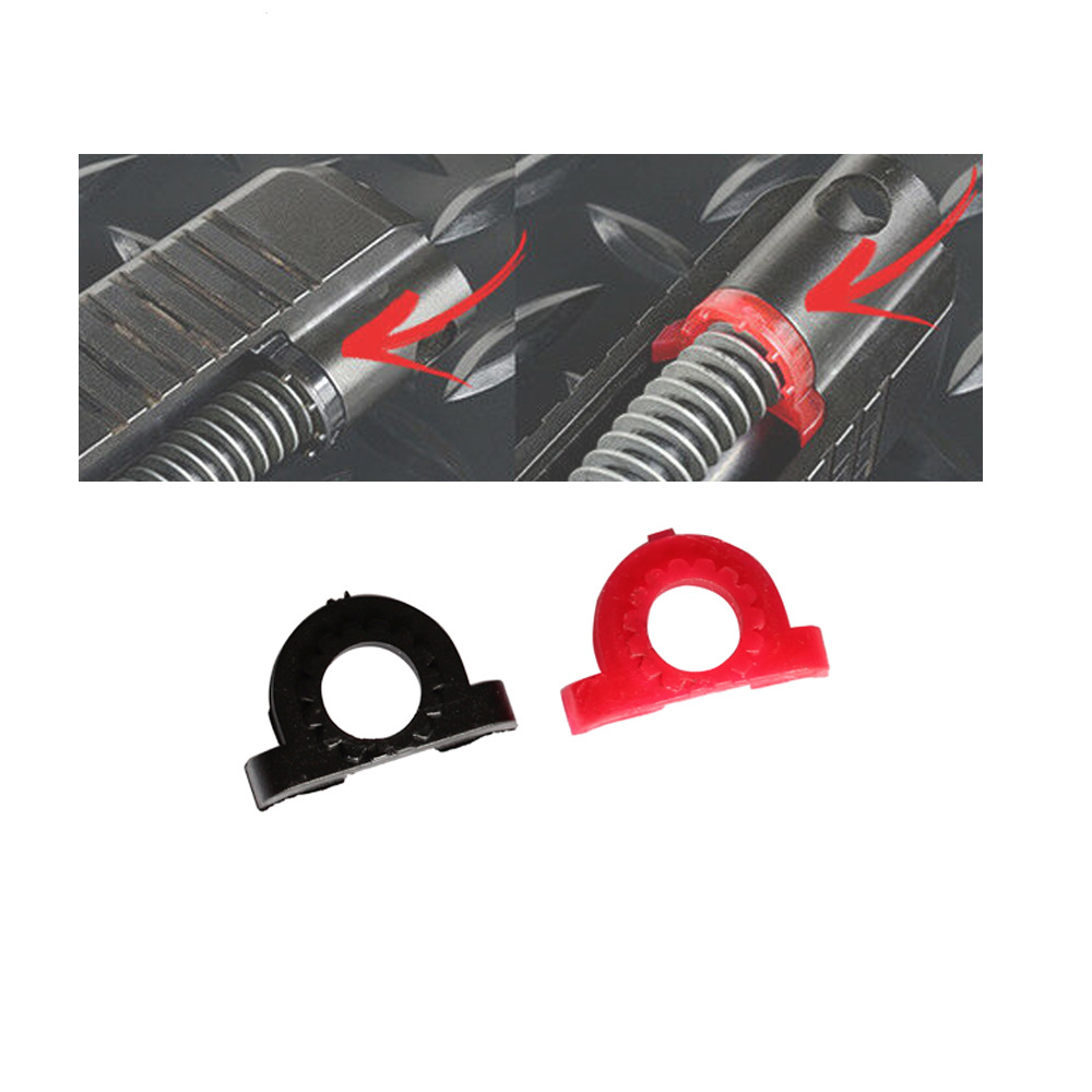 Amortiguador de choque táctico para Glock 17 19 22 23 31 32 Gen 1-3 amortiguador de choque 3D Delune primaria mochilas de escuela para niñas de búho de dibujos animados los niños ortopédicos libro carteras 6-108 Mochila de grado 1-3