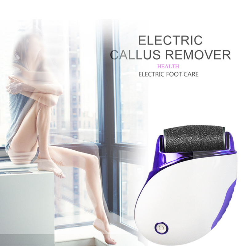 Electric pedicure automatic pedicure machine peeling dead skin and calluses hand and foot care device charging USB interface