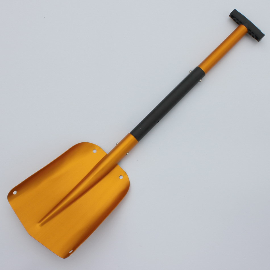 New Style Multi-function Spatula Car Off-Road Small Shovel Outdoor Folding Snow Shovel Travel Tools Automotive Supplies Wholesal