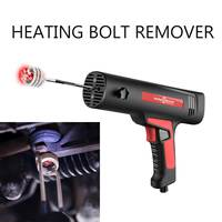 12V/110V/220V Magnetic Induction Heater Kit Bolt Heat Remover Tool Kit Flameless Induction Heater Car Disassembly Repair Tool