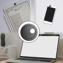 Крышка веб камеры для iphone ipad ноутбука ПК слайдер наклейка
