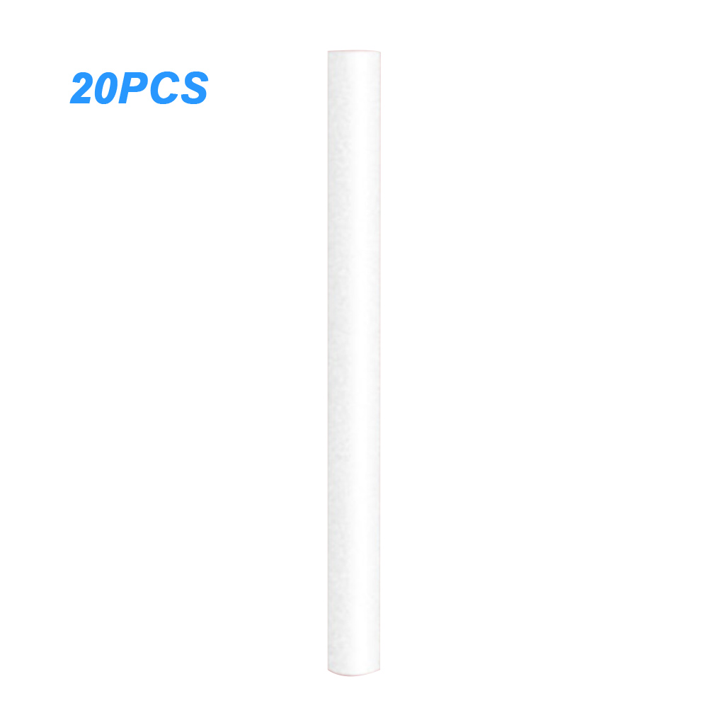 Fashion Style 115 * 8mm Humidifier Replacement Filter Cotton Filter Stick Humidifier Parts Air Humidifier Replacementcotton Swab