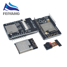 10 шт. ESP32 CAM ESP 32S WiFi модуль ESP32 серийный к WiFi ESP32 CAM макетная плата 5 в Bluetooth с OV2640 модуль камеры