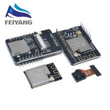 10PCS ESP32 CAM ESP 32S WiFi מודול ESP32 סידורי כדי WiFi ESP32 מצלמת פיתוח לוח 5V Bluetooth עם OV2640 מצלמה מודול