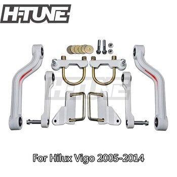 H-TUNEP 4x4 Steel Rear Stabilizer Anti-Sway Bar Balance Arm For Pickup Truck Hilux VIGO 2005-2014