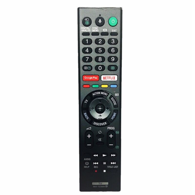 Remote Control Suitable for Sony TV RMT-TZ300A RMF-TX200P RMF-TX200B RMF-TX201U RMF-TX200E RMF-TX200U No voice function image