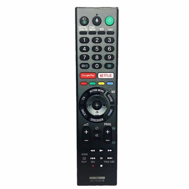 שלט רחוק מתאים עבור Sony טלוויזיה RMT TZ300A RMF TX200P RMF TX200B RMF TX201U RMF TX200E RMF TX200U אין קול פונקציה
