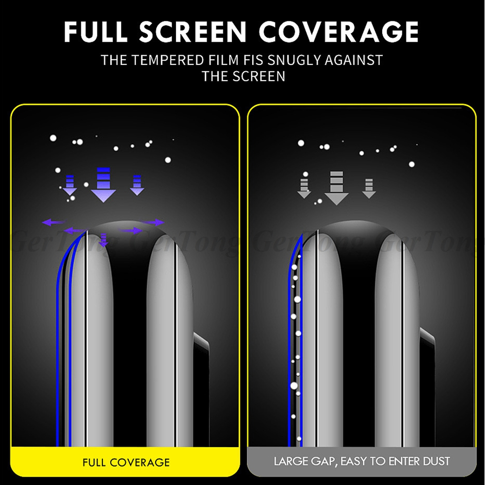 9D Ամբողջ էկրանով պաշտպանող ապակուց - Բջջային հեռախոսի պարագաներ և պահեստամասեր - Լուսանկար 5