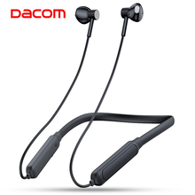 Dacom G03H sportowe słuchawki z pałąkiem na kark Bluetooth 5.0 bezprzewodowe słuchawki douszne wysokiej jakości z mikrofonem dla IPhone Xiaomi Samsung