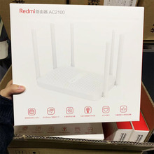 Repeater Router Wifi Xiaomi Redmi Wireless with 6 High-Gain Antennas Wider AC2100 2033mbps
