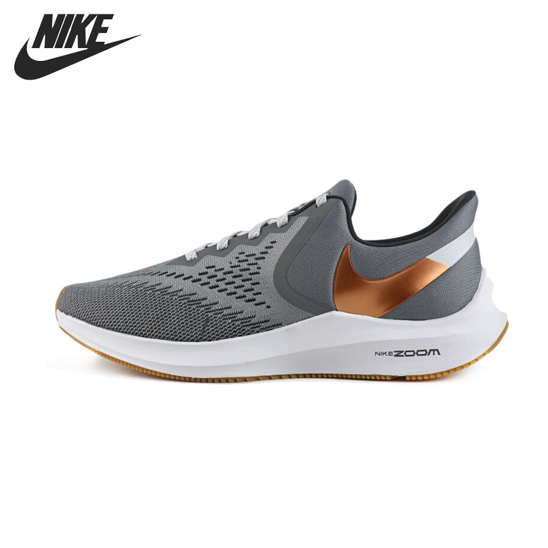 Original New Arrival NIKE ZOOM WINFLO 6 Men's Running Shoes Sneakers image