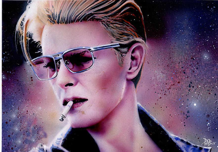5D FAI DA TE Disegni E Schemi Per Puntocroce David Bowie, Gli Uomini, Complementi Arredo Casa ricamo Ritratto Pittura Piena di Diamanti mosaico di adesivi, Regalo