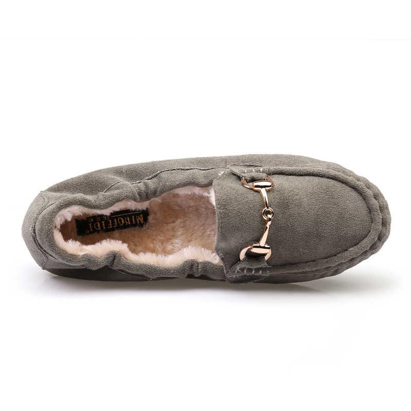 2019 春夏新作ブランドデザイナーの靴女性オックスフォード靴の女性のバックルフラットブラックグリーン折りたたみ人間サンドバッグ靴