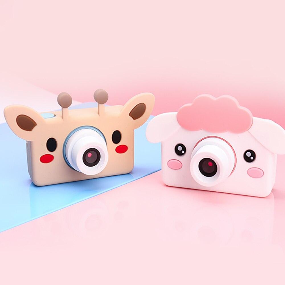 Caméra numérique enfants bébé Compact photographie jouets Portable enfants vidéo haute définition cadeaux Mini éducatif Durable - 2