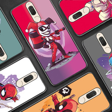The Avengers Bags For Huawei Mate 10 20 Lite Phone Cases Spiderman Black TPU Pro Case Fundas