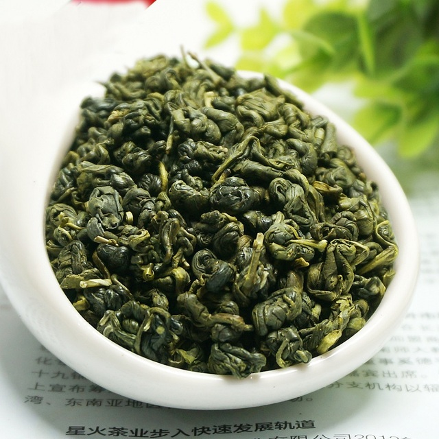 2019 Spring China Organic Green Tea Biluochun 1