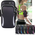 Waterproof Sports Armband Phone Case For IPhone Pro Max For Samsung Huawei 6.5