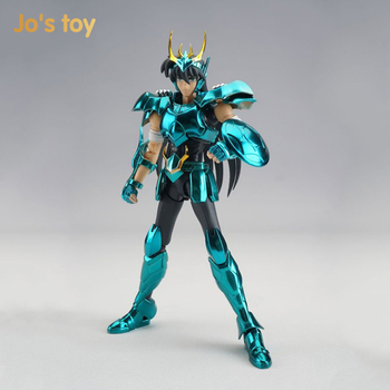 model fans instock tj model ex phoenix ikki v3 ex andromeda shun v3 ex cygnus v3 hyoga metal armor myth cloth action figure Jo's toy Great Toys GT Saint Seiya Dragon Shiryu Final V3 Metal Armor Action Figure toys in stock