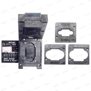Image 4 - Darmowa wysyłka RT BGA169 01 BGA169 / BGA153 EMMC Adapter V2.3 z 3 sztuk BGA bounding box dla RT809H programista