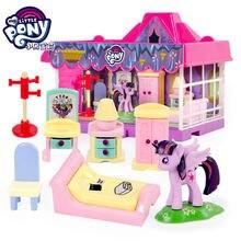 Оригинальный игровой домик hasbro «Мой маленький пони» магазин