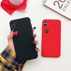 Чехол для телефона Love Heart Eyes Simply Couples для Apple iPhone 11 Pro Max, чехлы для iPhone X XR XS Max 7 8 6 6s Plus с защитой от падения