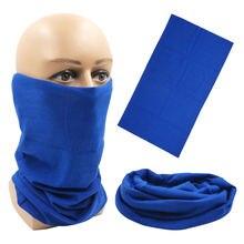 Шарф тюрбан унисекс повязка на голову для занятий спортом открытом