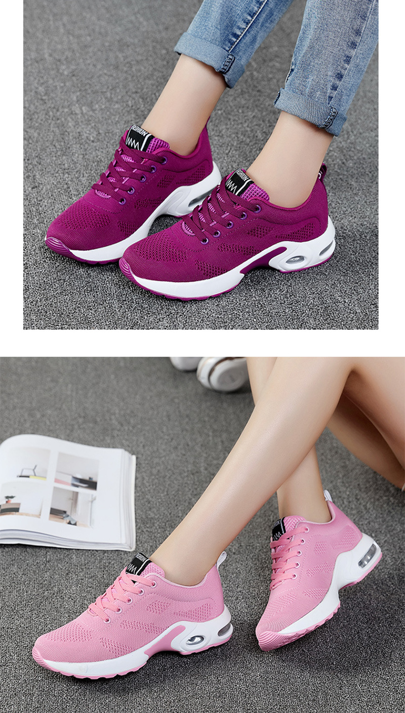 Women's Breathable Lightweight Running Sneakers 25