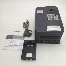VFD 1.5kKW/2.2KW/4KW Inverter XSY AT1 Frequency Converter Single Phase 220v Input  Triple Output Motor Speed Controller
