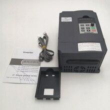 VFD 1.5kKW/2.2KW/4KW przetwornica XSY AT1 przetwornica częstotliwości jednofazowy 220v wejście potrójne wyjscie regulator prędkości silnika