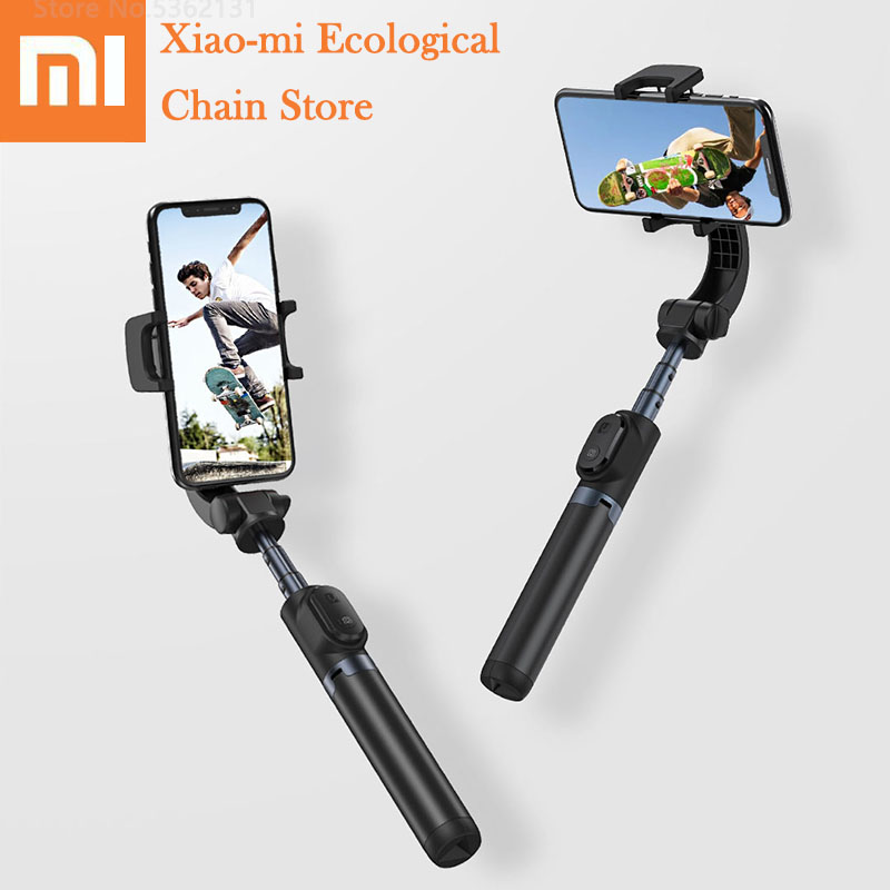 New Xiaomi Wireless Bluetooth Selfie Stick For iPhone/Android/Xiaomi Foldable Handheld Monopod Shutter Selfie Stick Mini Tripod|Smart Remote Control| |  - title=