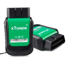 купить XTUNER E3 Wifi OBD2  Full System OBDII V10.7 Auto Diagnostic Scanner Supporting 23 kinds language Automotive Scanner дешево