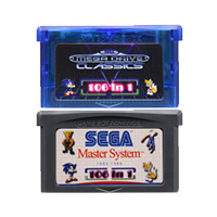 32 Bit Video Game Cartridge Console Card for Nintendo GBA Compilations Collection 106 in 1 English Language Version