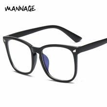 Klasyczne anty niebieskie promienie komputerowe okulary niebieski Film powłoka gry okulary Unisex łagodzi oko zmęczenie oczu blokowanie światła okulary