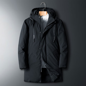 4XL 5XL 6XL 7XL 8XL Large Size Thick Warm Winter Hooded Cotton Jacket High Quality Brand Clothing Men's Casual Loose Parka