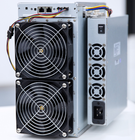 LUCBIT used Miner Avalon A1066 50T Bitcoin Miner better than s17(China)