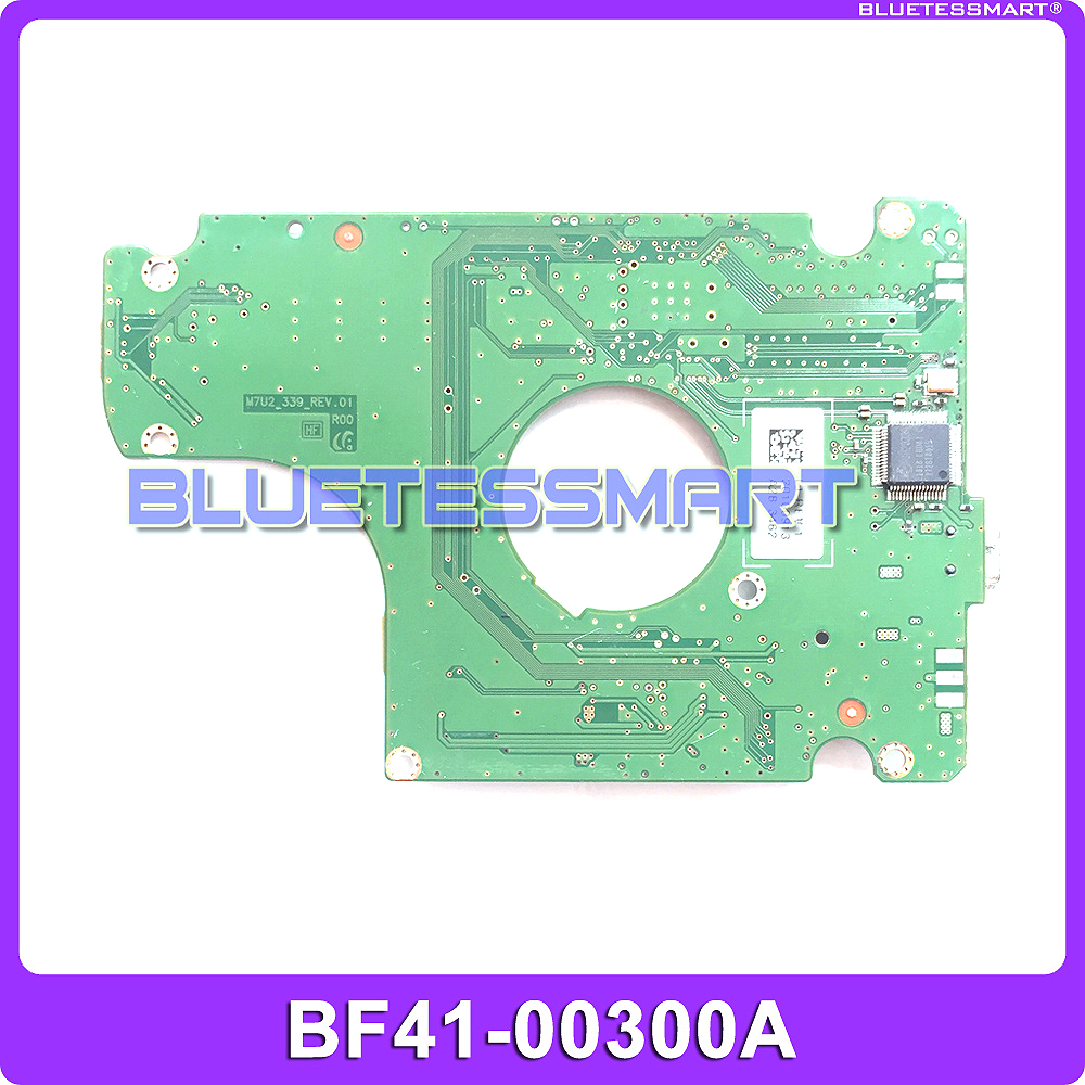 USB 2.0 hard drive PCB board BF41-00300A for Samsung HDD data recovery, hard disc repair 2